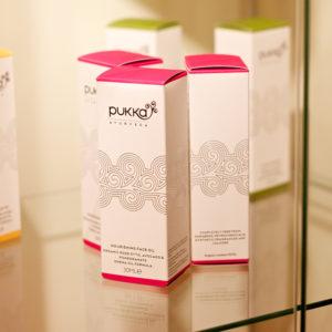 Pukka face oils