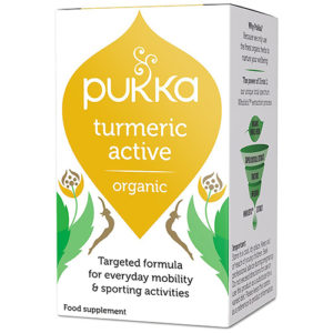 Active turmeric