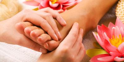 Auraveda Foot Massage